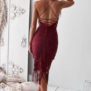 Khaleesi Midi Dress
